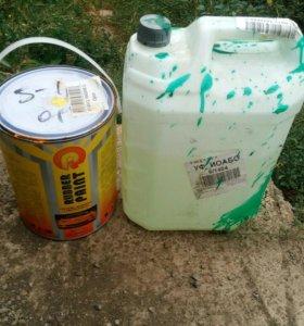 Жидкая резина желтая 8 л