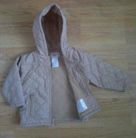 Куртка детская осень