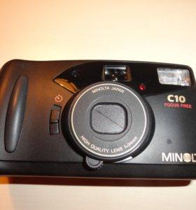 Фотоаппарат пленочный Minolta