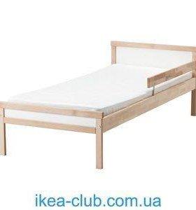 Детская кровать ИКЕА СНИГЛАР