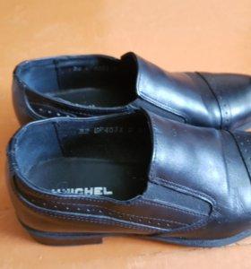 Туфли новые для мальчика 32 размер