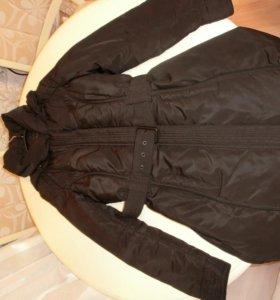 Утепленное пальто OSTIN