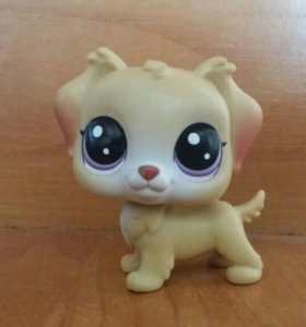 Игрушка Litles pet shop Собачка