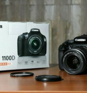 Canon 1100D 18-55ISII