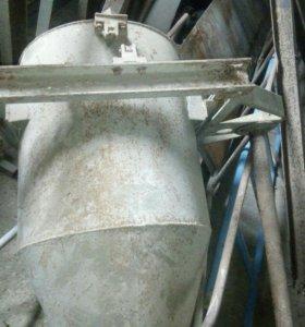 Дозатор цемента с мех,весами