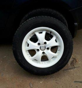 Колёса форд