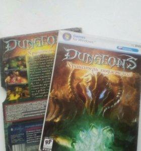 Игра Dungeons: Хранитель подземелий.