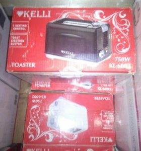 Тостер KELLI KL-6002-03