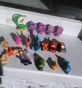 Киндер-игрушки