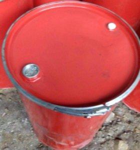 Бочка металлическая 220 литров