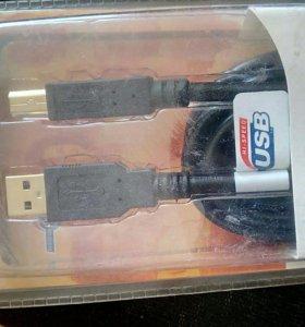 USB кабель ,1,8 м