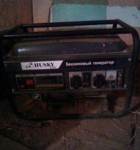 Генератор 4 кВт 6.5лс