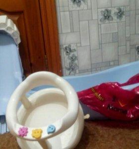 Все для купания малыша