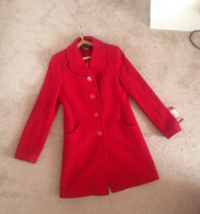Пальто 46 размер. Новое