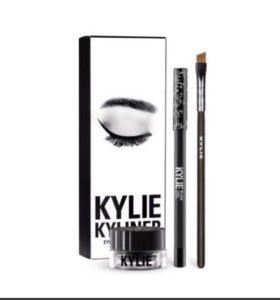 Подводка и карандаш для глаз Kylie