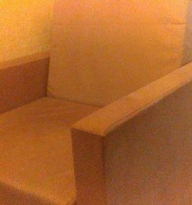 Диван +кресло кровать