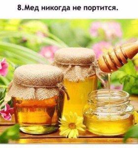 Мёд таёжный.