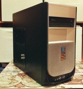 Четырёхядерный компьютер core2quad 6600