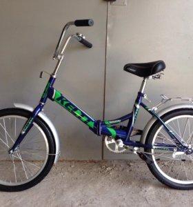 Велосипед Новый складной Keltt vct 200 compact