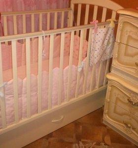 Кроватка Papaloni Джованни