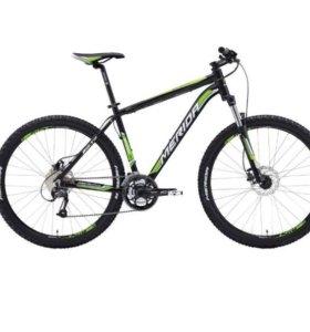 Велосипед MERIDA big seven40 AL 6061
