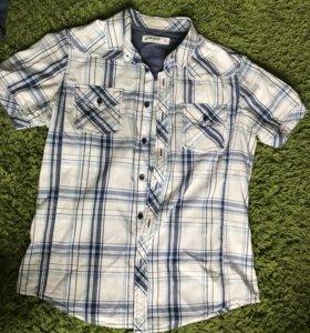 Рубашка короткий рукав gj