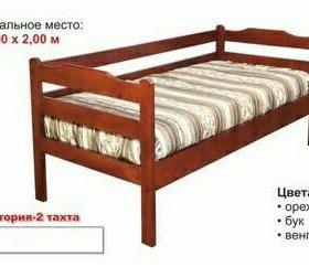 Кровать из бука Виктория-2