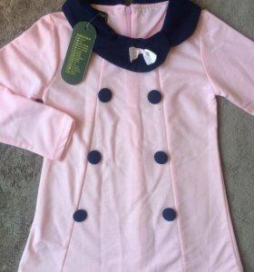 Блуза для девочки новая