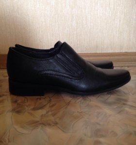 Туфли к школе для мальчика р-р 31