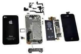 Запчасти на iPhone