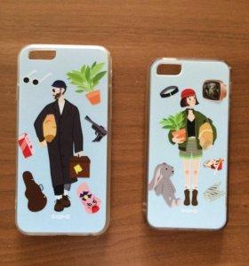 Чехол iPhone 6 и iPhone 5
