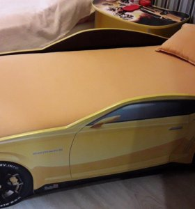 Кровать-машина