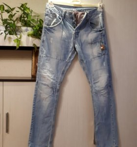 Мужские джинсы 44-46