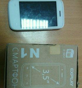 Сенсорный телефон EXPLAY N1