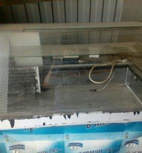 Настольная холодильная витрина,рабочая