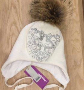 Новая шапка Aleksa, р.L