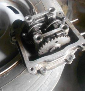 головка цилиндра на скутер