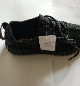 Adidas yezzy boost 350 black