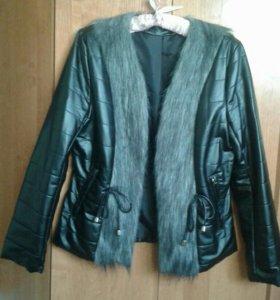 Пиджачок-курточка