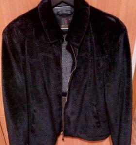 Куртка из натурального меха нерпы