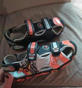 Детские сандали (30р)
