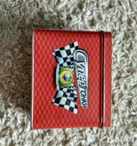 Box для карточек СуперГонки