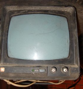 Телевизор монитор проектор СССР