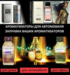 Парфюмерия и ароматизаторы Котлас