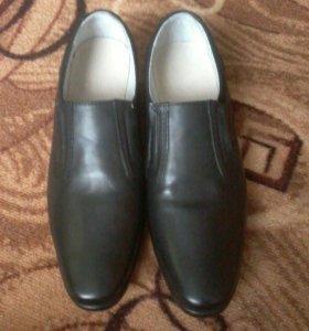 Туфли кожаные в отличном состояние