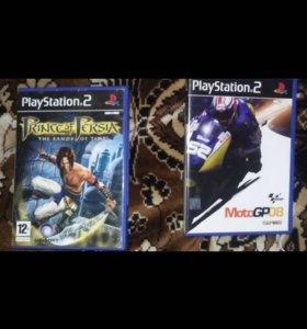 PlayStation 2(не прошитая )