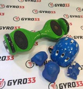Комплект защиты детский синий