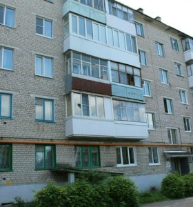 Квартира, 1 комната, 30.6 м²