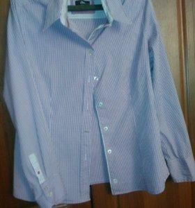 Женские рубашки классика