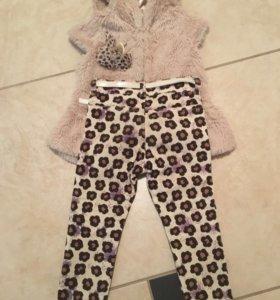 Комплект жилет и брюки